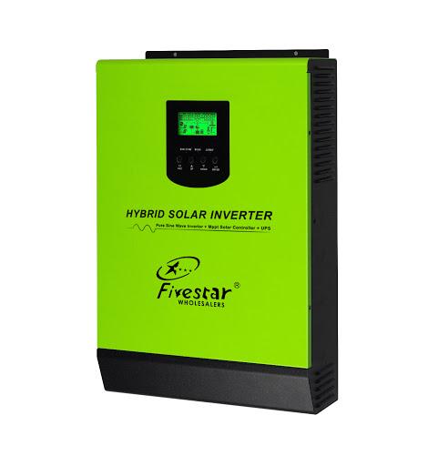 fivestar 5kva/48v solar inverter shown in the picture