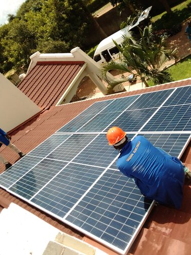 The prices of solar panels  in Zimbabwe