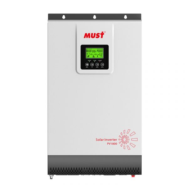 image showing the 5kva solar inverter MUST