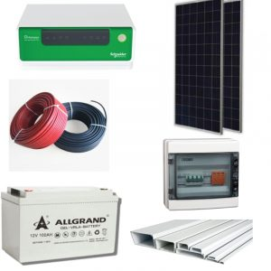 complete solar package home economy lite