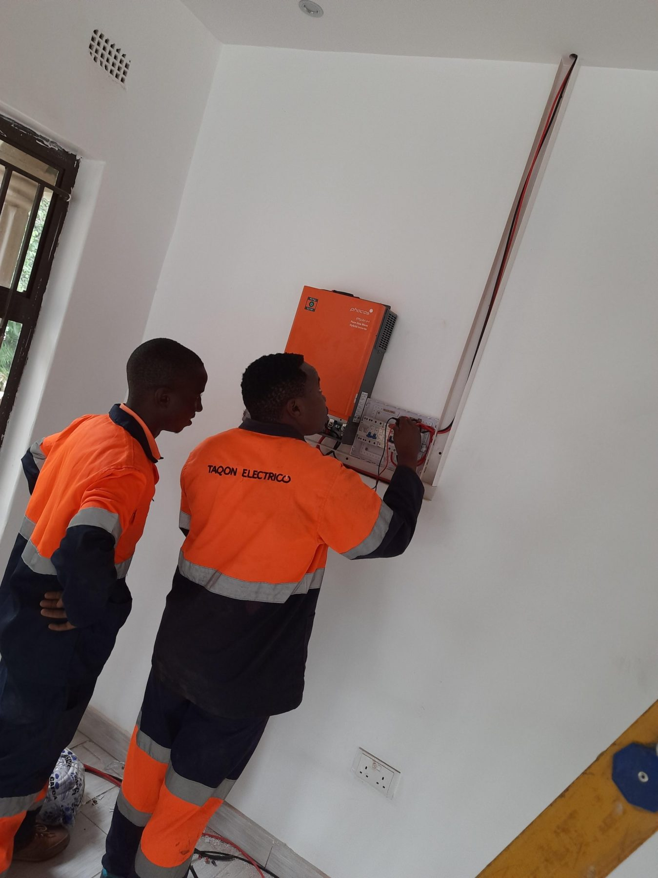 Mabelreign project# Best solar products in Harare