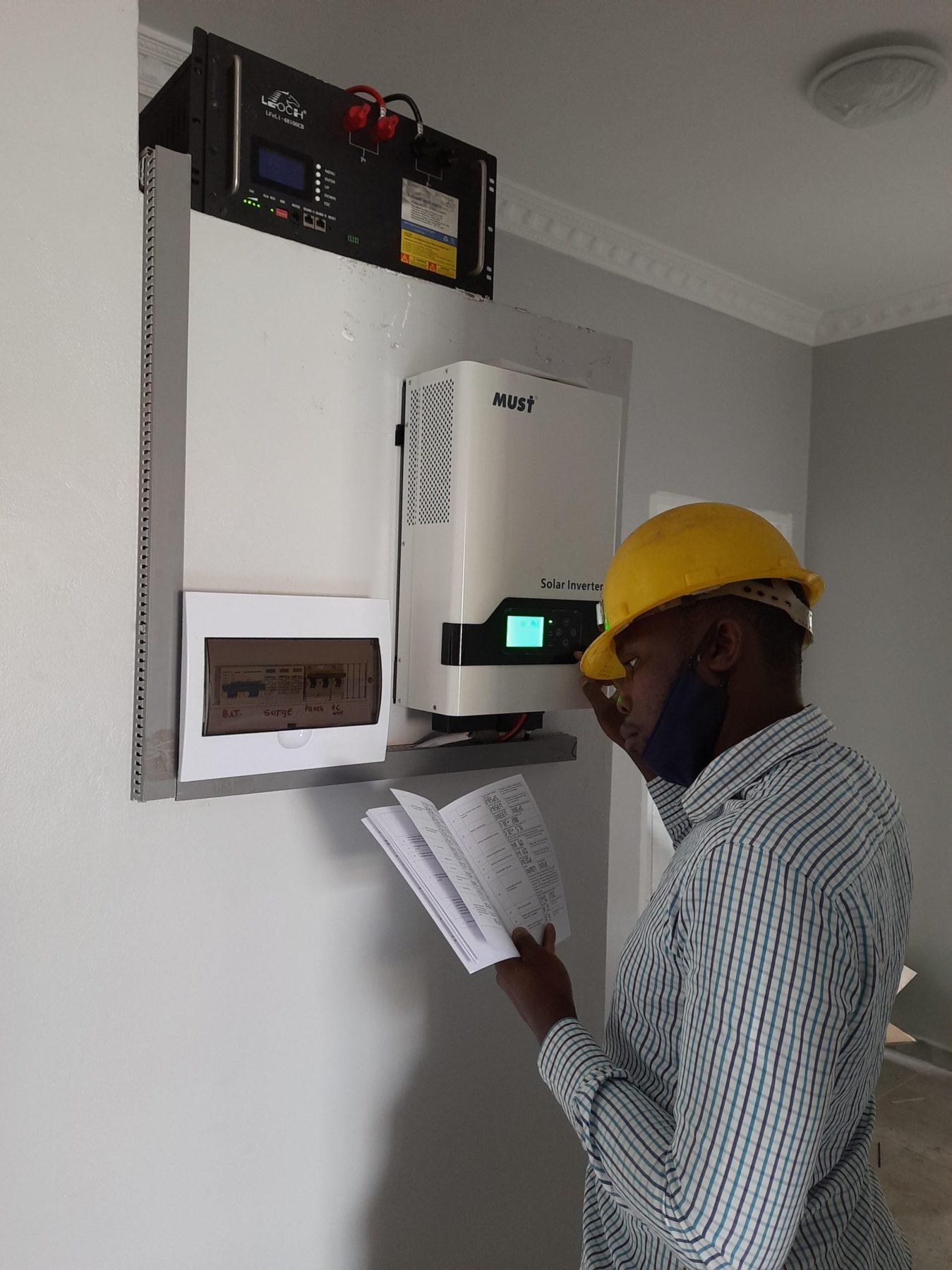 Maranatha# Professional Solar installation companies in Zimbabwe