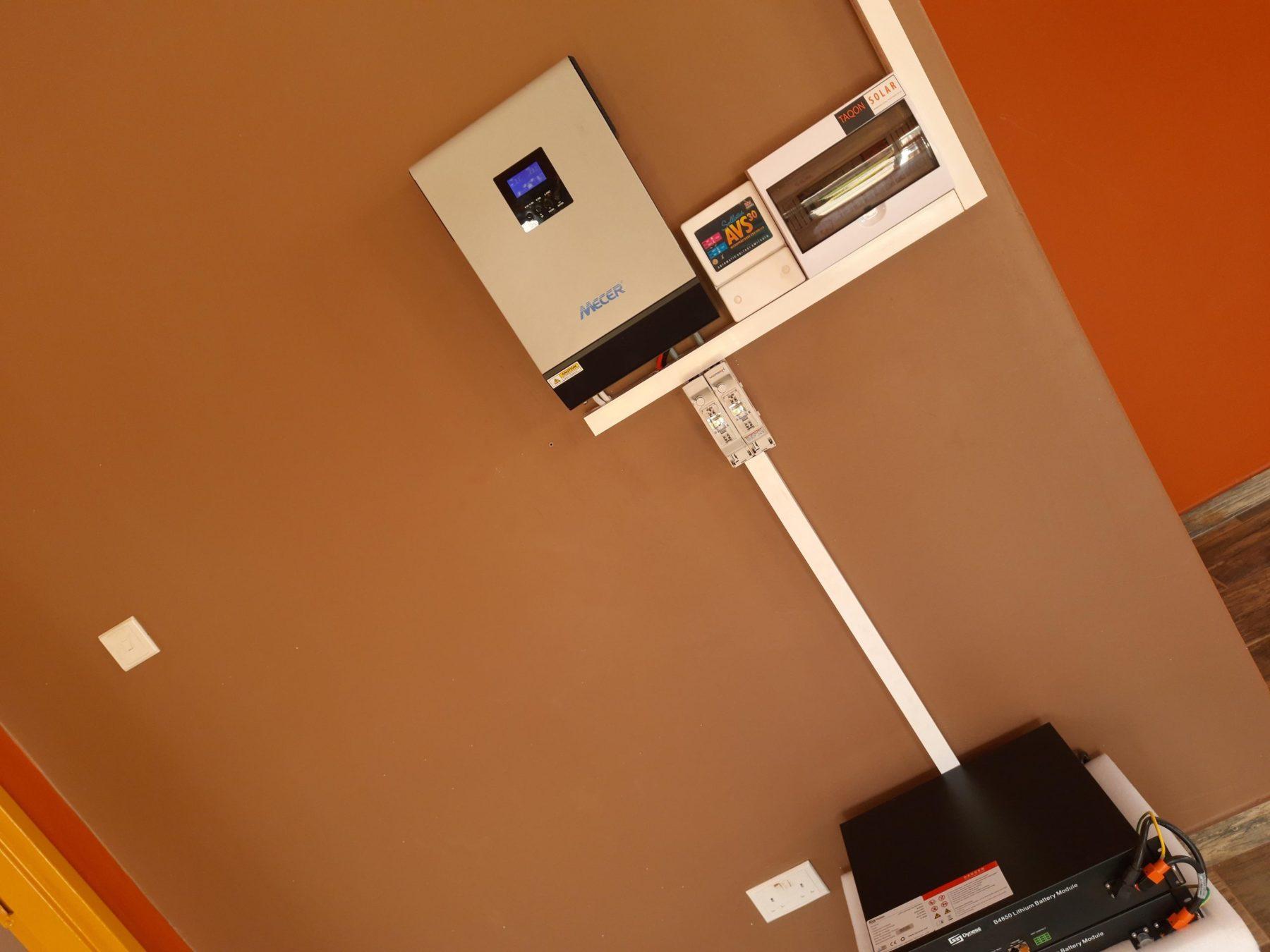 Pomona Project #Best solar installation companies in Harare