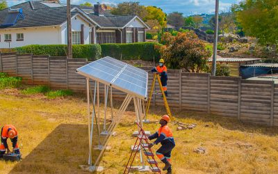 Borrowdale 3KVA Solar Installation Project